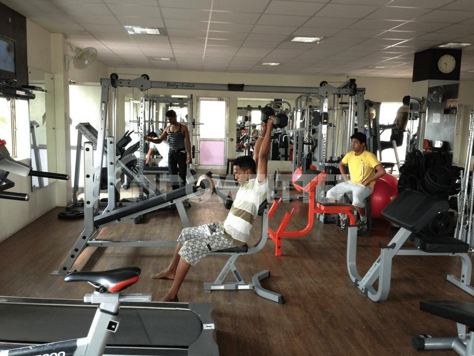 Vijay Unisex Fitness Center Kattupakkam Chennai Gym