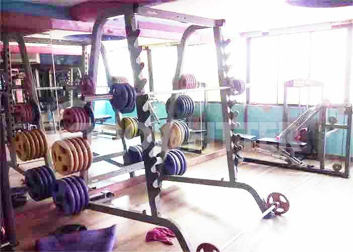 Structure Fitness Gym Purasawalkam Chennai Gym