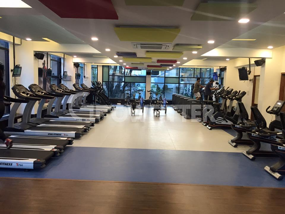 Rashtrotthana Fitness Center Sadashiva Nagar Bangalore