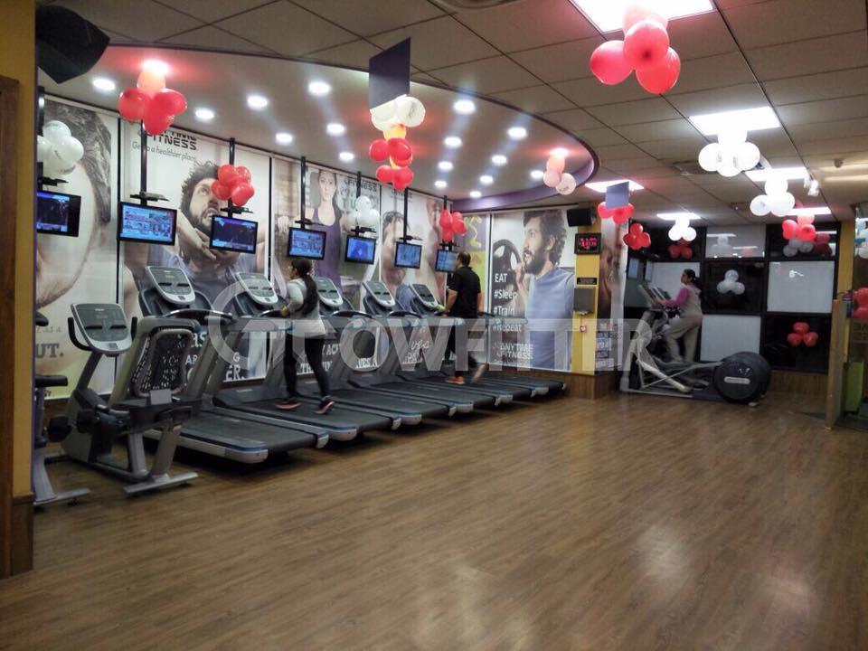 Anytime Fitness Vaishali Ghaziabad Gym Membership Fees