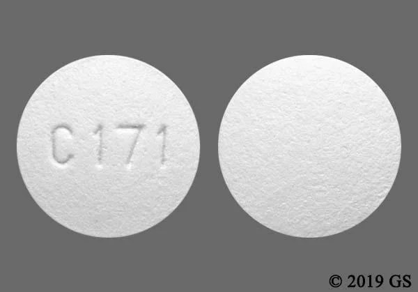 Blue 771 It Pill M