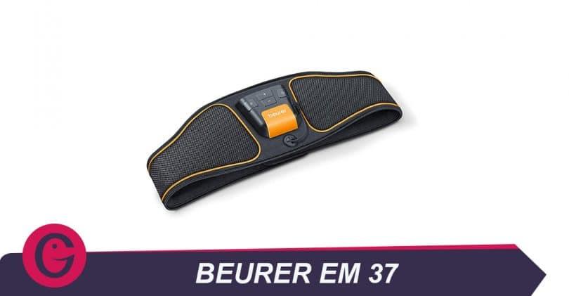 Beurer Em 37 Test Prix Amp Avis Ceinture De Musculation