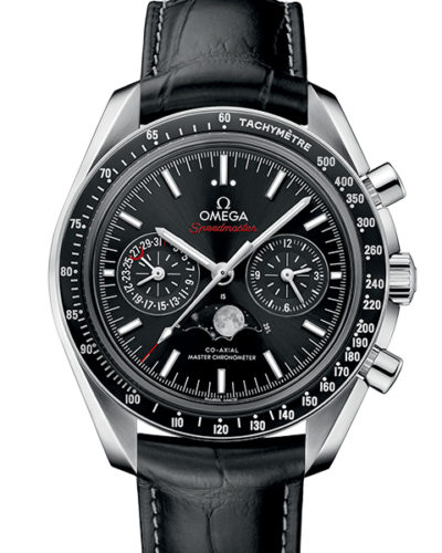 Omega Speedmaster MoonWatch Co-Axial Master Chronometer Moonphase Chronograph 44,25mm