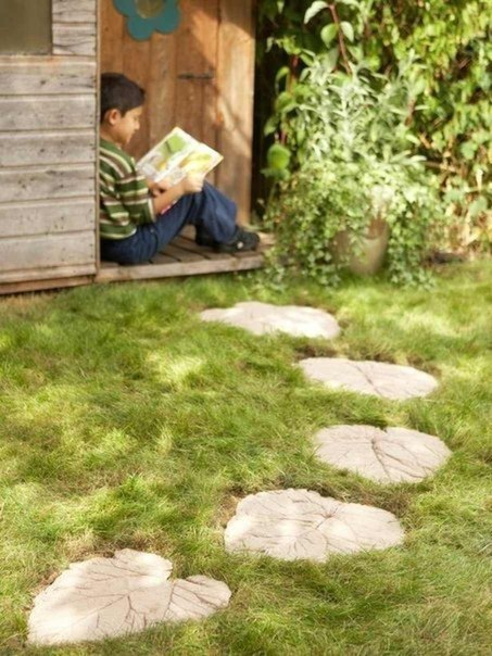 Decorative Stepping Stones Home Depot