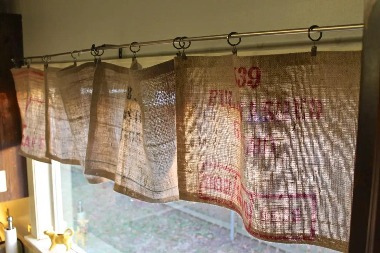 Farmhouse Country Kitchen Curtain Valances