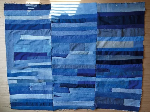 T Shirt Quilt Making