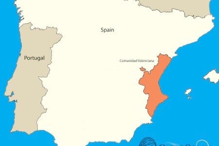 valencian community provinces map » Another Maps [Get Maps on HD ...