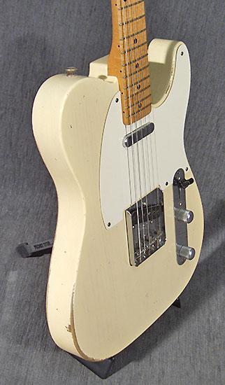 Occasion Guitare Rock Fender Custom Shop 1955 Telecaster