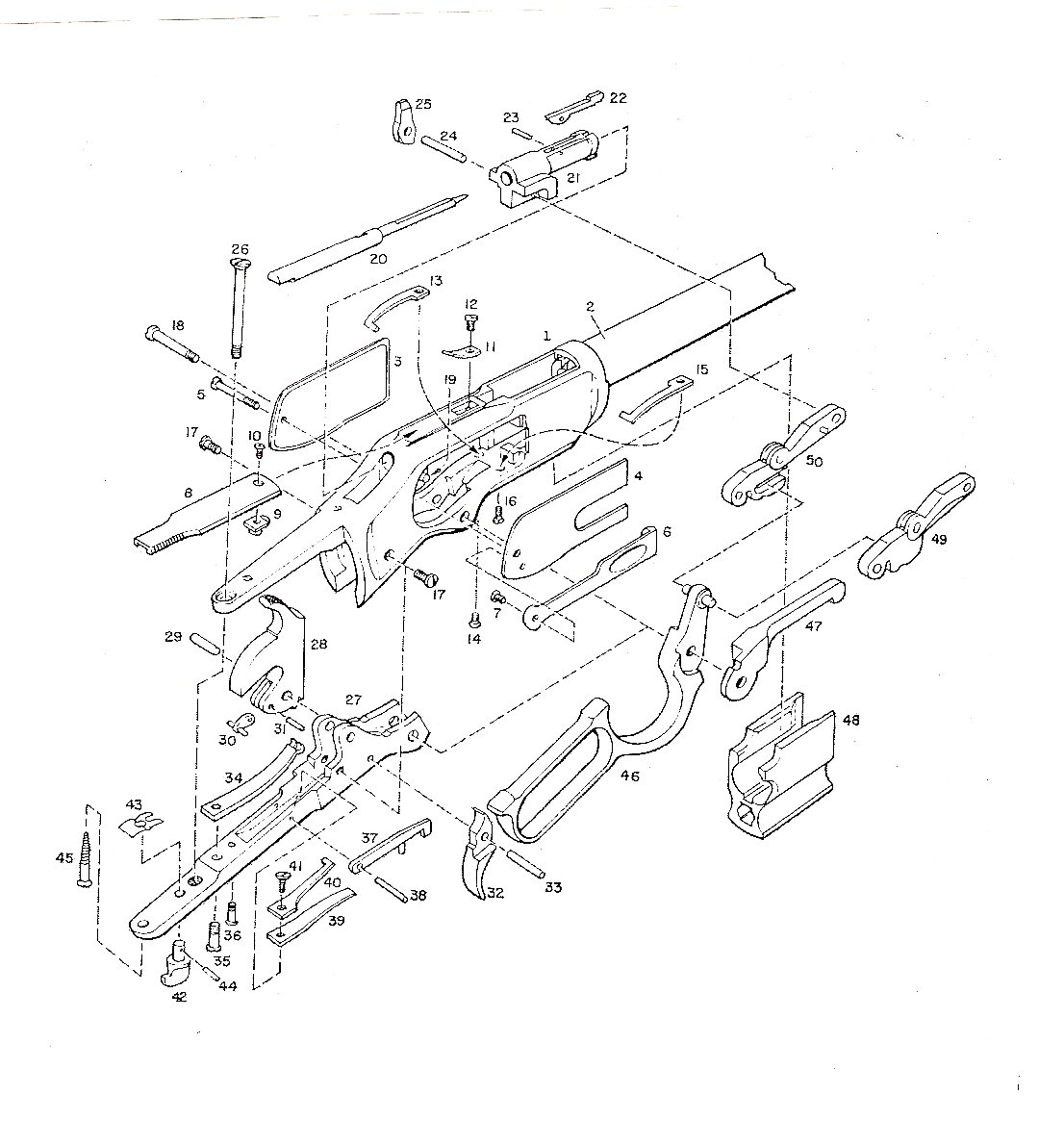 Winchester bob s gun shop gun parts for many winchester models rh gun parts manuel