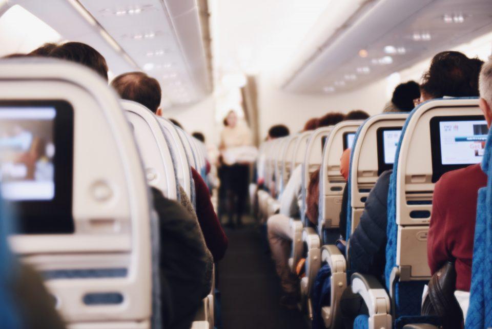 Interior do avião | Compre passagens e hospede-se no Gungaporanga