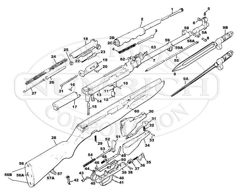 Norinco Sks Replacement Parts
