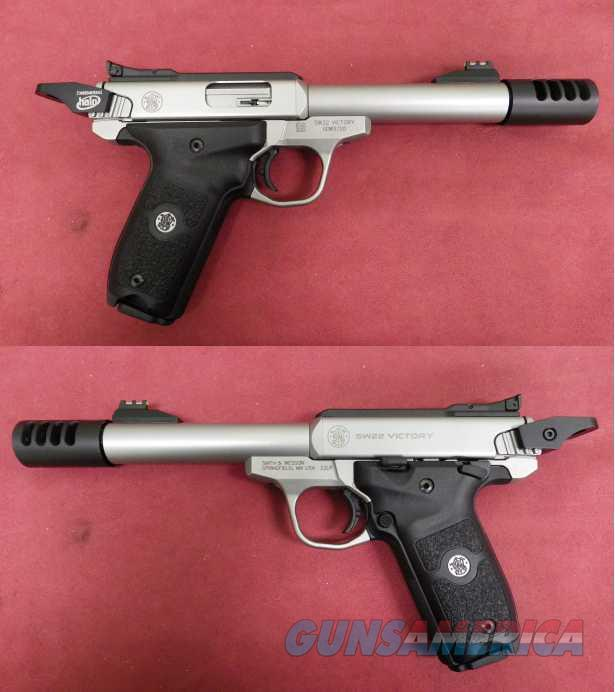 And Barrels Threaded Wesson Smith