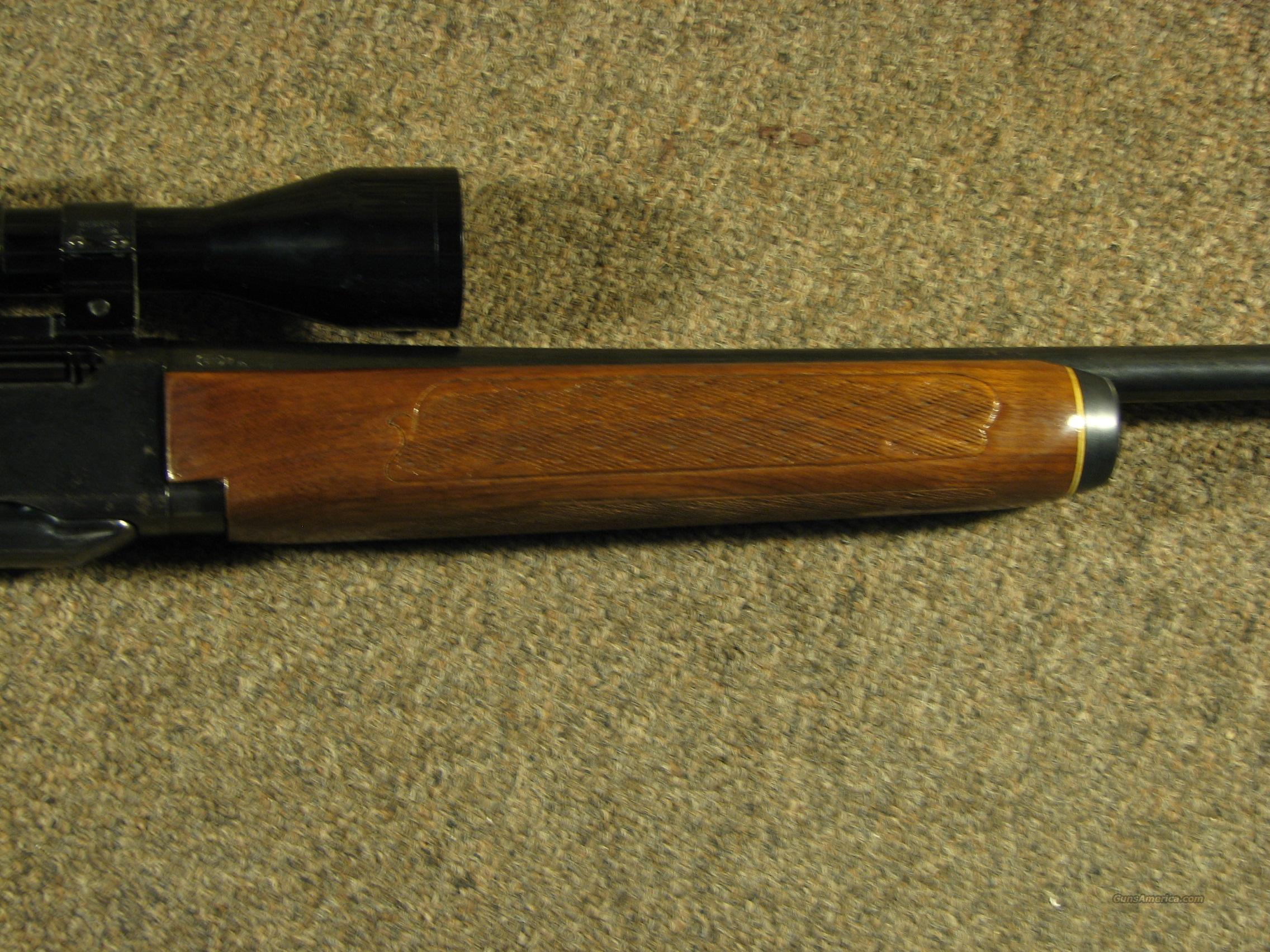 Remington 742 Woodsmaster Stock And Forend