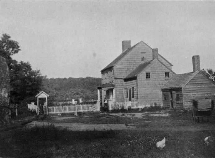 The Project Gutenberg eBook of A Life of Walt Whitman  by Henry     Another picture of Walt s birthplace from a different point of view  1904