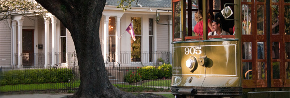 New Orleans Garden District Bed And Breakfast Starting