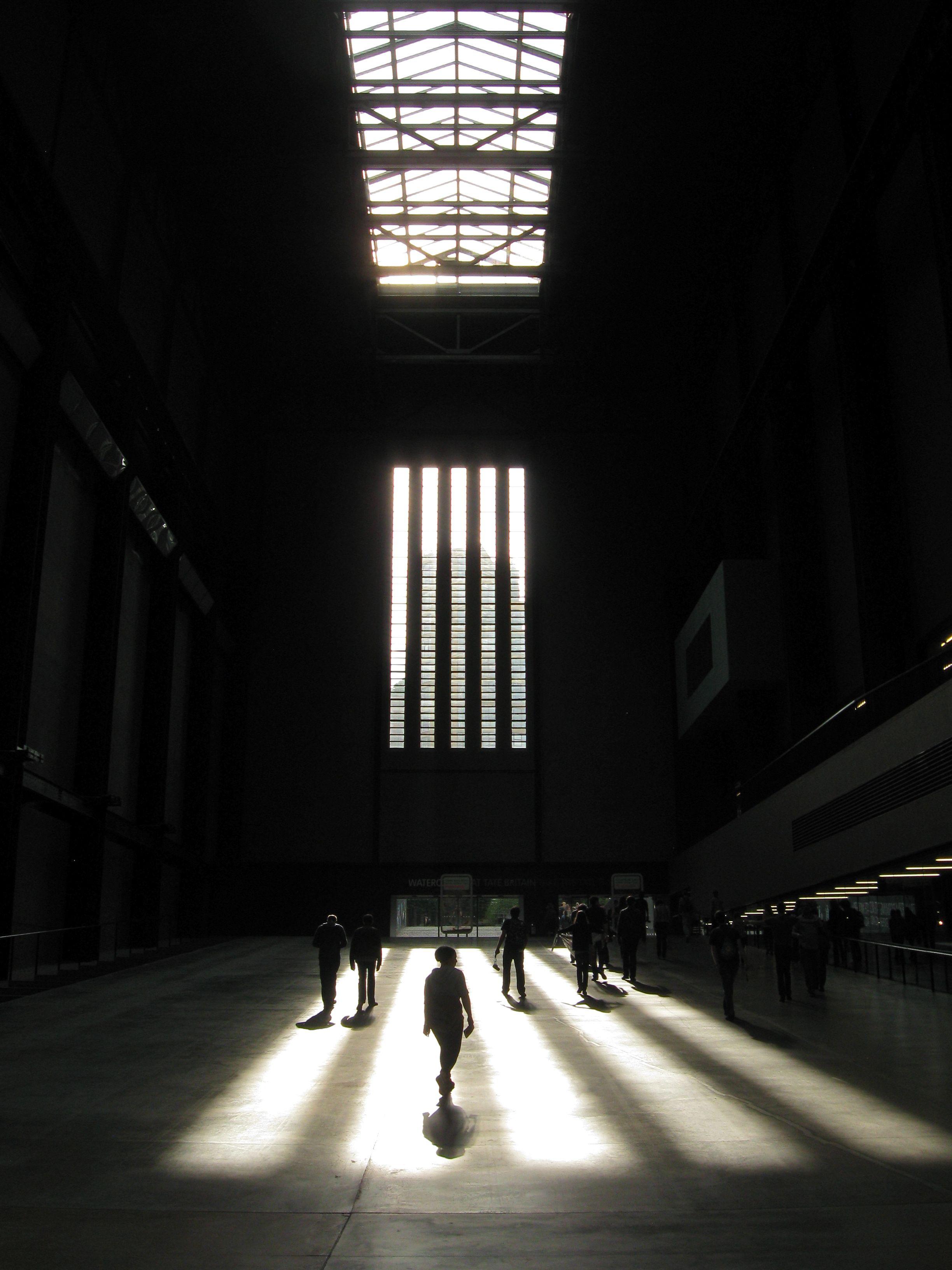 Gwarlingo Visits The Tate Modern Gwarlingo