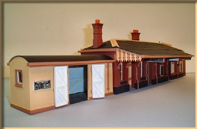 Gwr Showcase Kevin Atkinson S 7mm Buildings