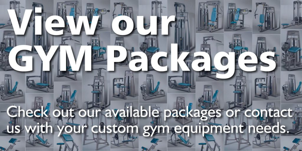 Packages Based On Square Feet For Your New Gym