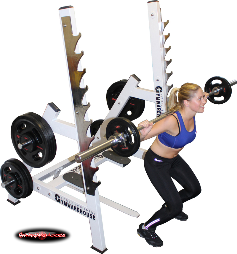 The Best Commercial Bench Rack System In The World