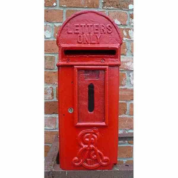 letter box # 4