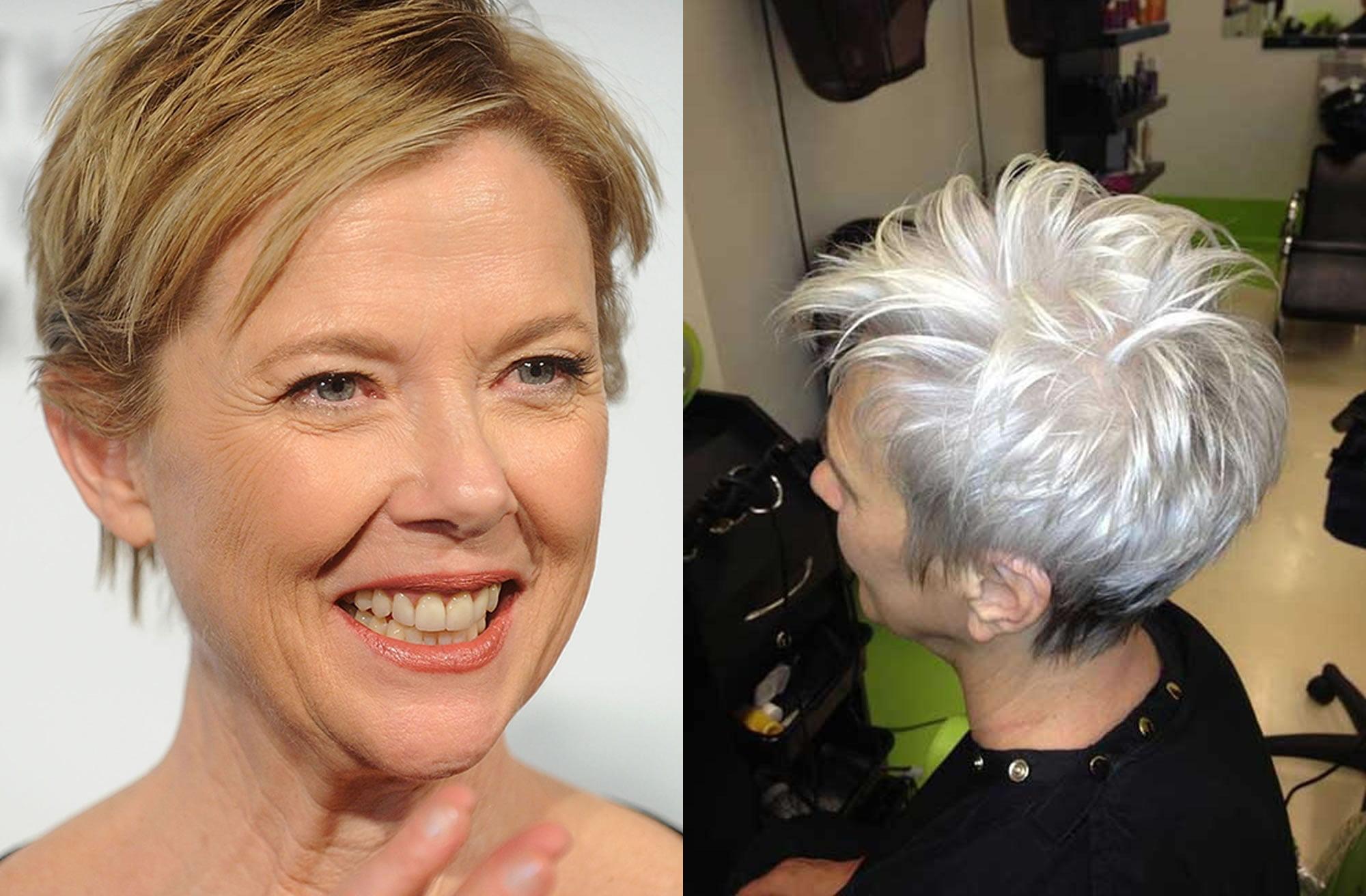 Edgy Medium Hairstyles Women
