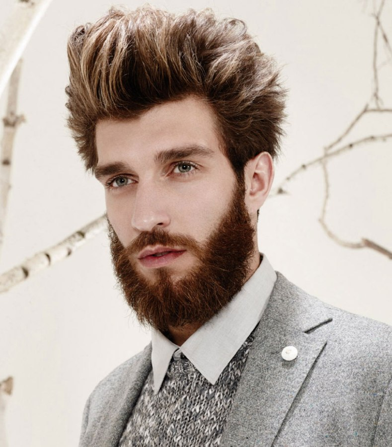 Highlighted Hairstyles For Guys | hr.otelrehberii.com