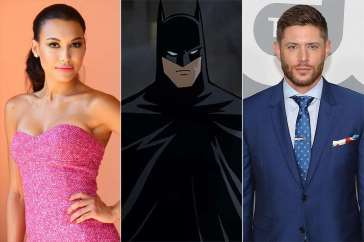 "Naya Rivera tra le voci di ""Batman: The Long Halloween Part One"""
