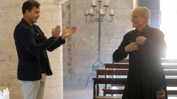 Don Matteo 13: il cast e la troupe dicono addio a Terence Hill