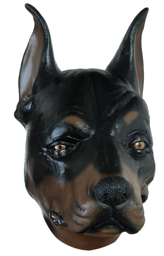 Doberman Mask