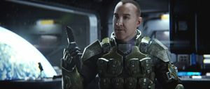 Unidentified Master Gunnery Sergeant Halopedia The Halo