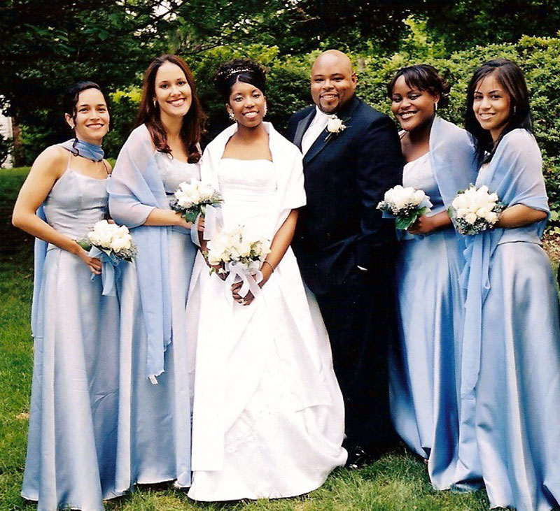 Ann Curry Brian Ross Wedding