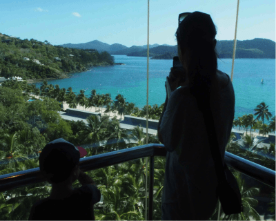 Making the most of Hamilton Island with kids