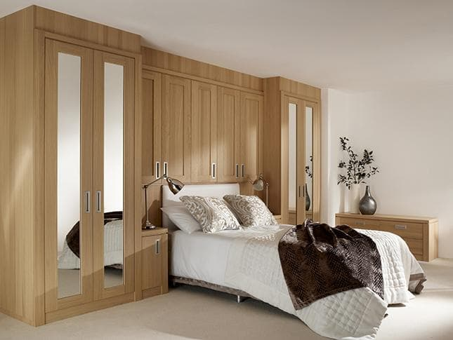 Discover The Willoughby Fitted Wardrobes Range For Your