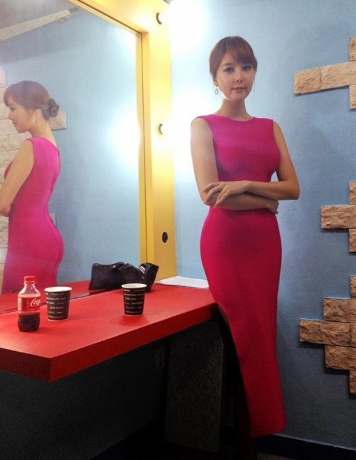 Mirror Dress Box