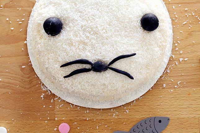 Diy Baby Seal Cake ⋆ Handmade Charlotte
