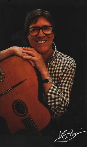 About - Hank Marvin Gypsy Jazz