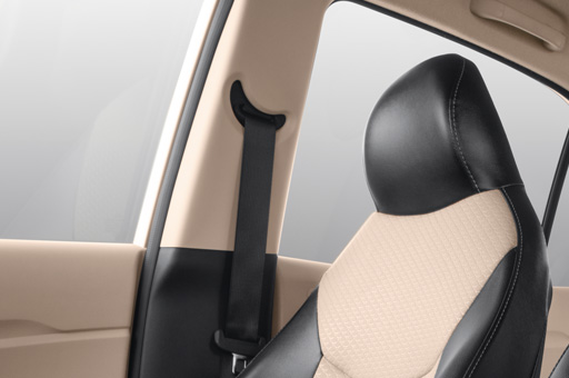 New Rear Removable Headrests(All 3 Seats)