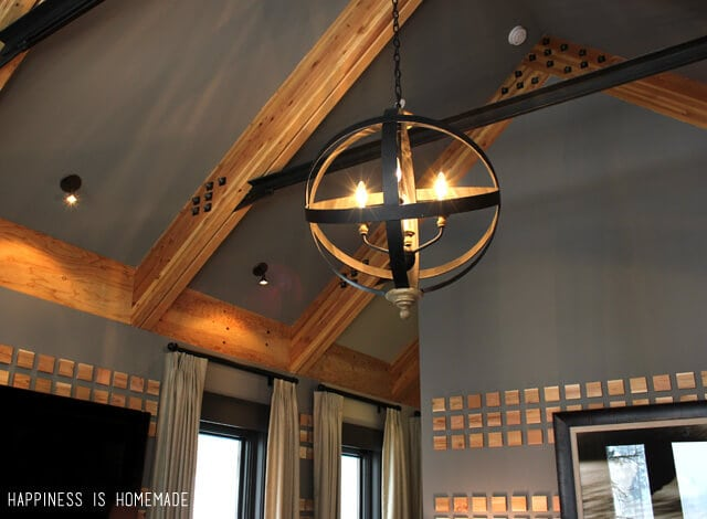 Incredible Lighting at the 2014 HGTV Dream Home