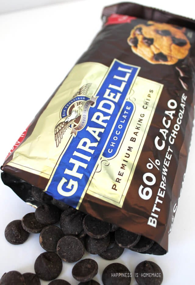 Ghirardelli 60 Percent Cacao Chocolate Chips