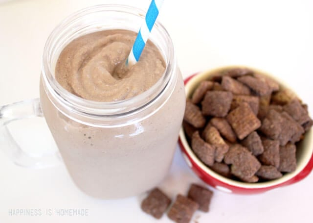 Carnation Breakfast Essentials Rich Chocolate Smoothie