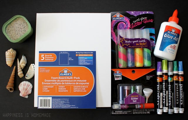 Supplies for Kids Summer Beach Art Craft