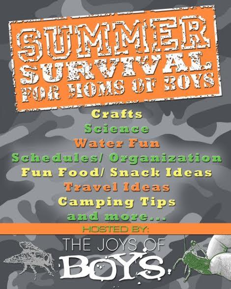 Summer Survival Series for Boys