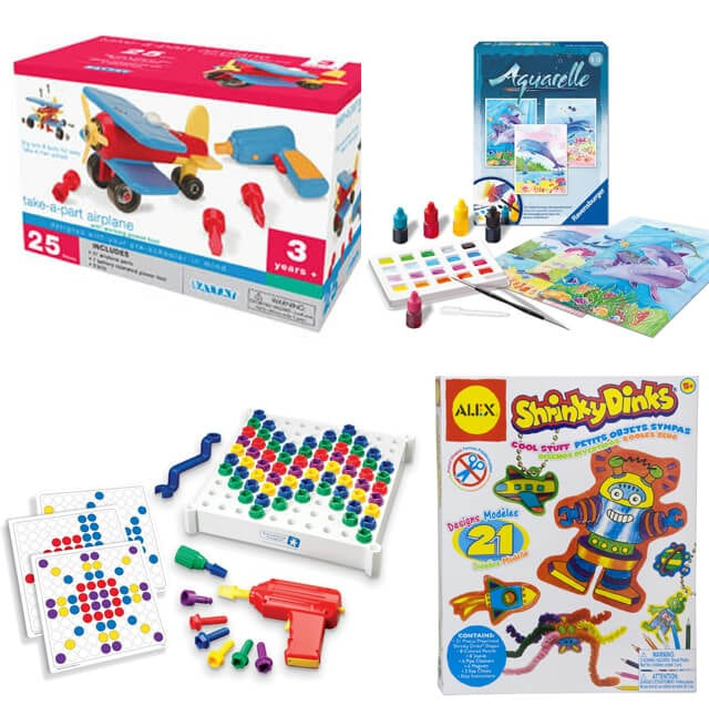 Gift Ideas for Creative Kids 3