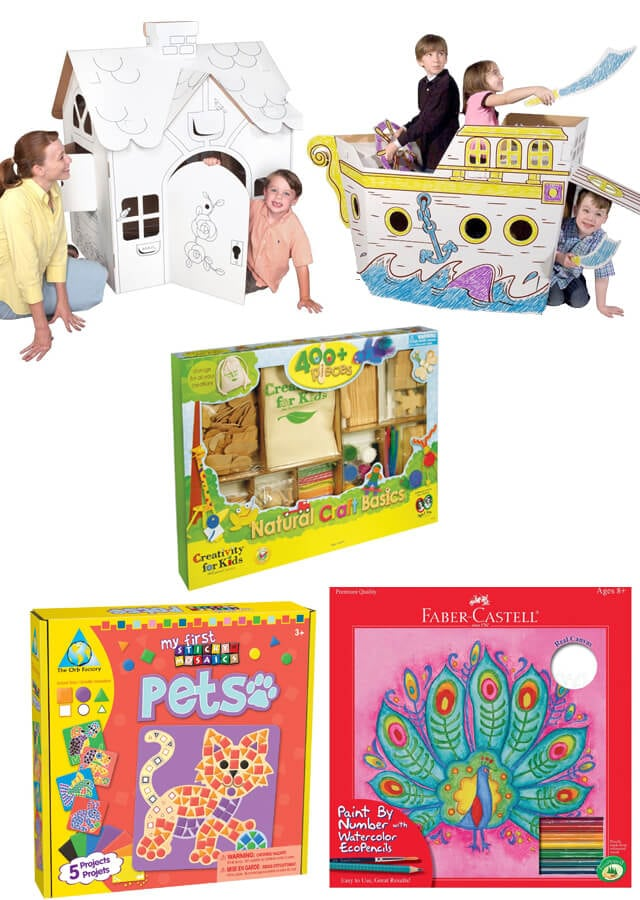 Gift Ideas for Creative Kids 4