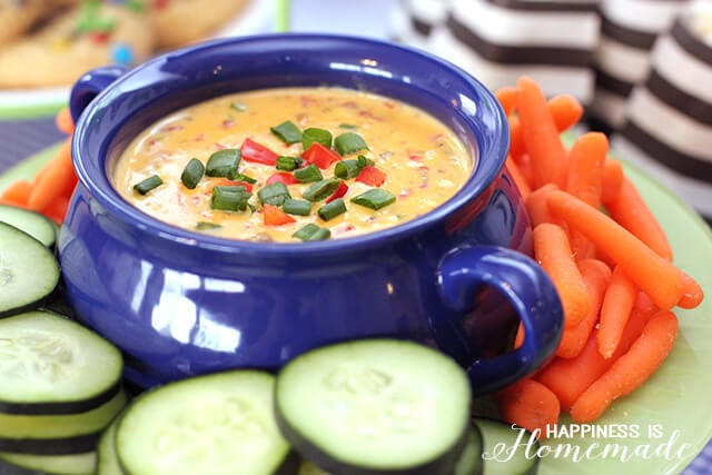 The Ultimate 3-Ingredient Queso Dip Recipe