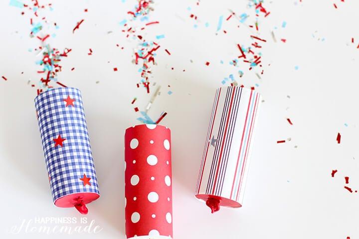 Make Your Own DIY Confetti Launchers