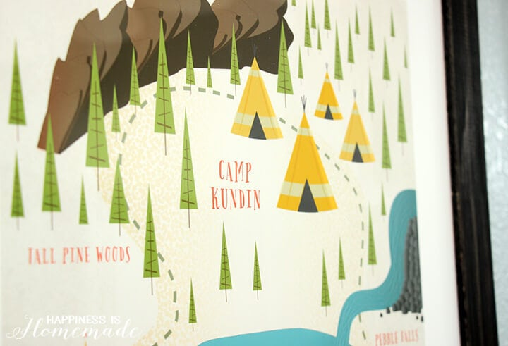 Personalized Kids Artwork from Minted