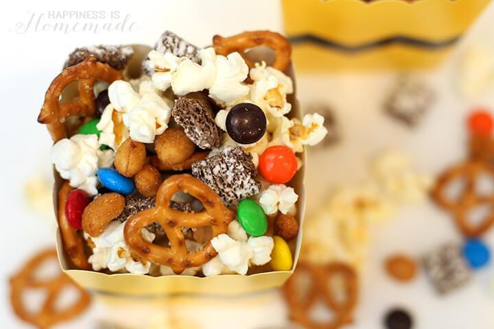 Peanuts Movie Snack Mix