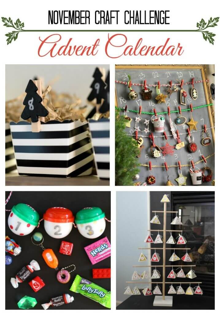 Advent Calendar Craft Challenge