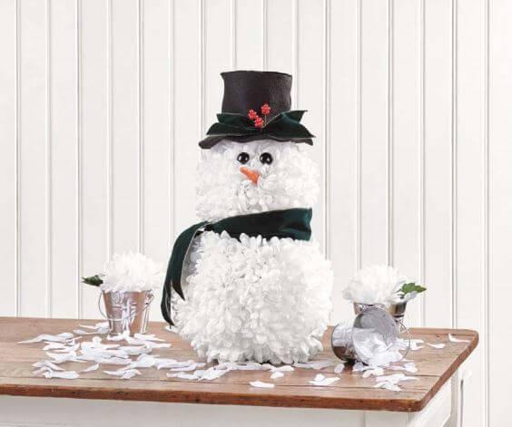 FloraCraft Snowman